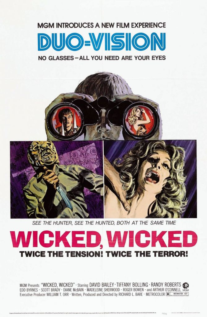 Wicked, Wicked poster courtesy Imp Awards