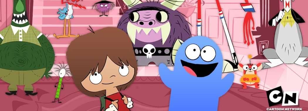Foster's Home for Imaginary Friends: Season Three Now on DVD