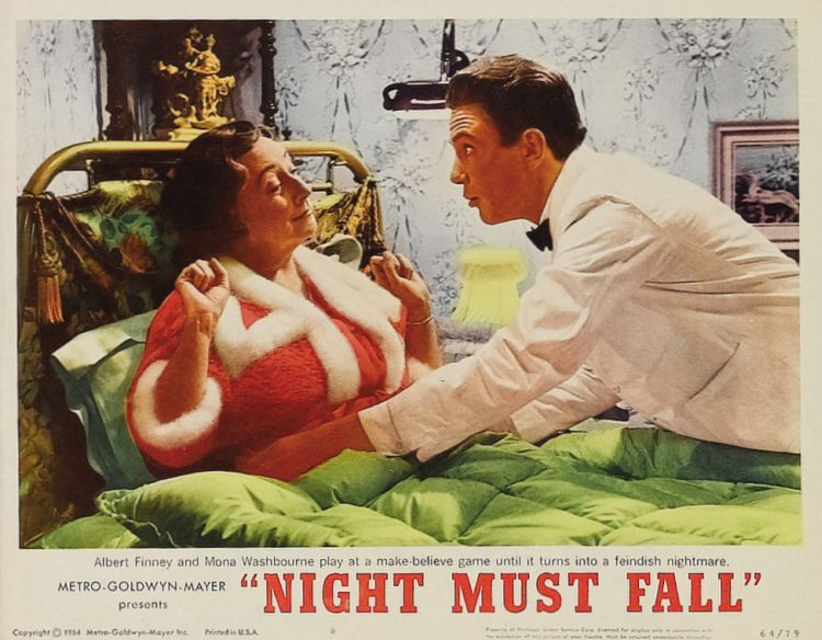 night must fall 1964 lobby card