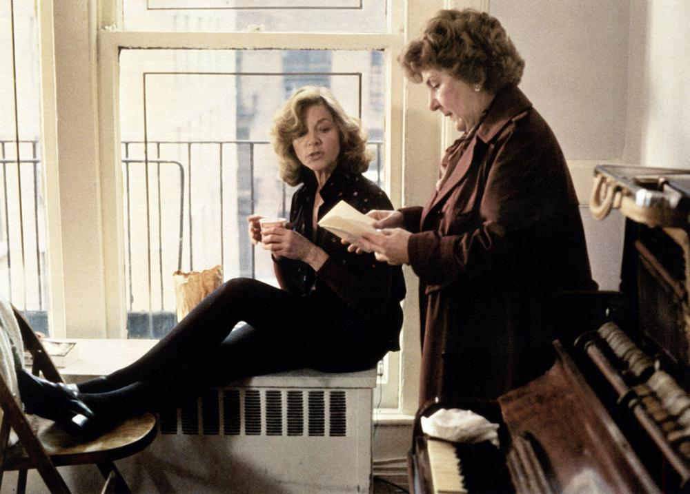 The Fan (1981) with Lauren Bacall and Maureen Stapleton