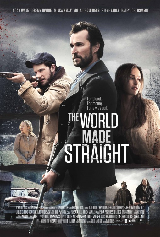 world made straight poster