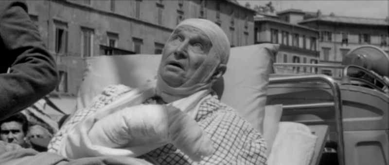 maurice chevalier in panic button (1964)