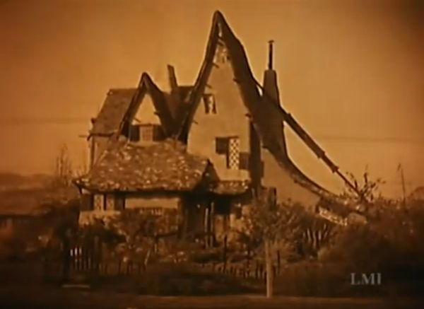 jack mcdermott house - the spiderpool 1927