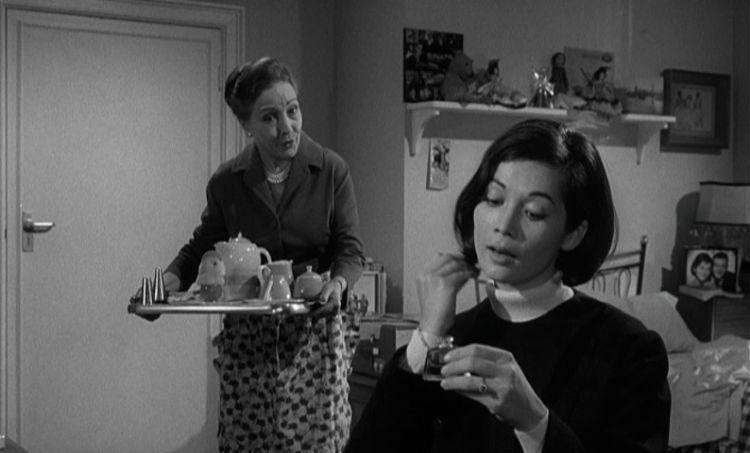 bessie love and nancy kwan in the wild affair