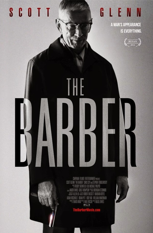 the barber (2014) poster