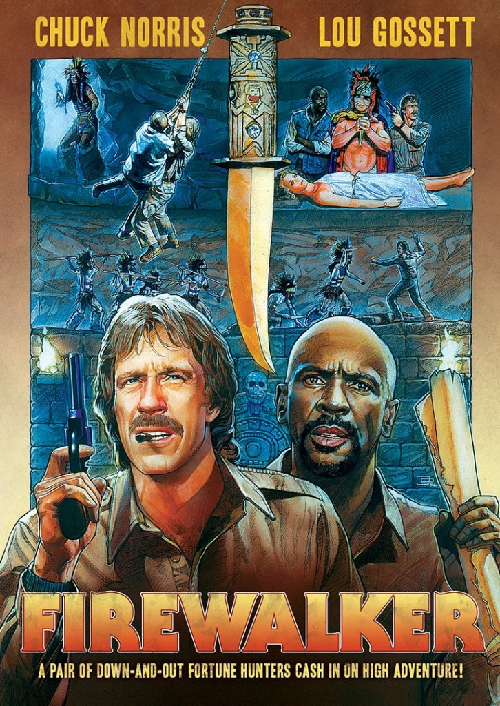 firewalker poster courtesy olive films