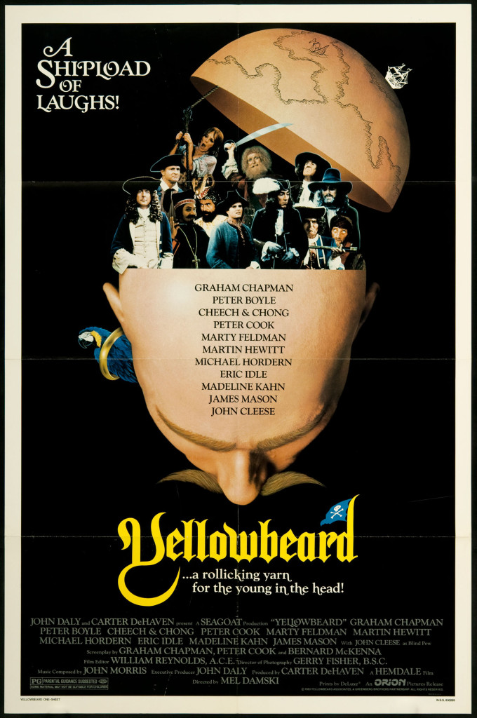 yellowbeard poster