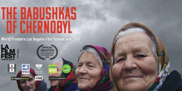 babushkas of chernobyl poster banner
