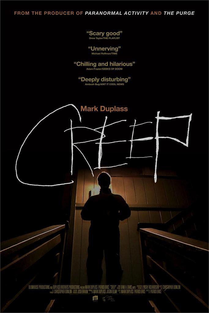 creep 2014 movie poster