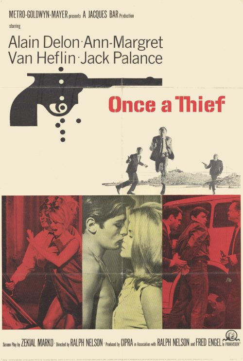 once a thief poster from wikipedia