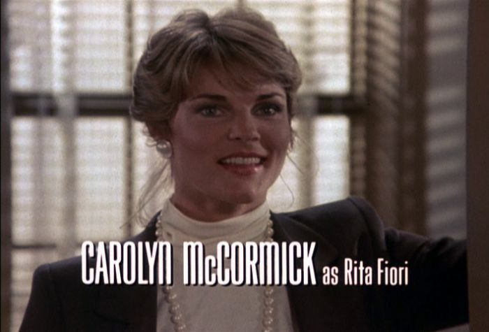 spenser for hire season two carolyn mccormick