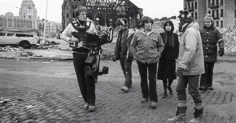 wolfen 1981 behind the scenes