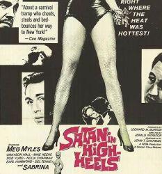 Satan in High Heels (1962)