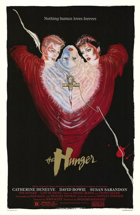 The Hunger 1983 poster - from Imp Awards