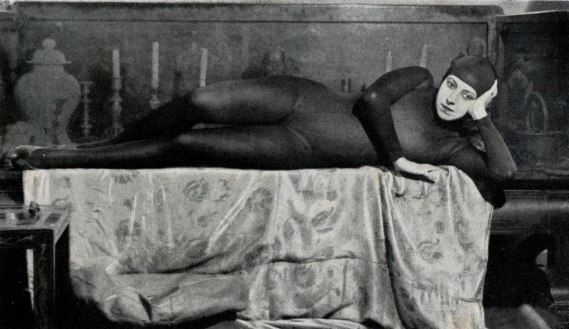 Fantomas - Musidora in Les Vampires