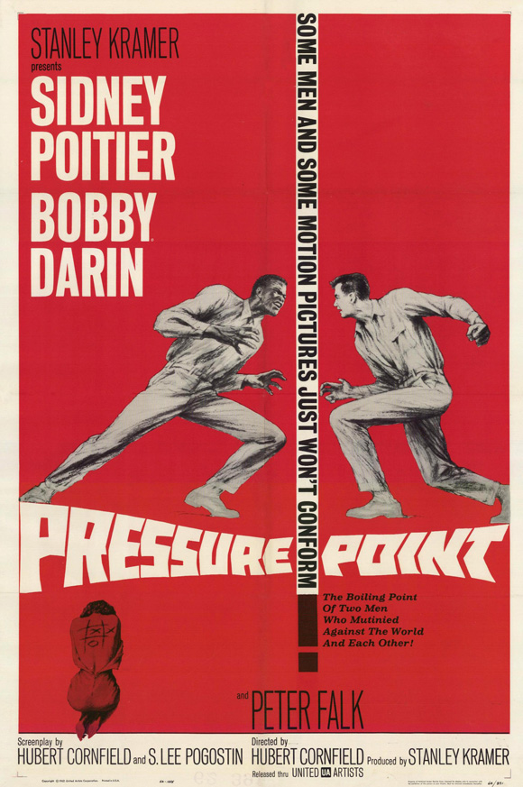 Pressure Point 1962 poster