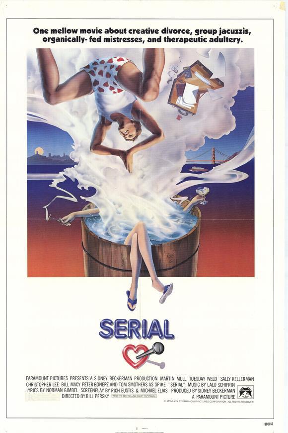 Serial 1980 poster