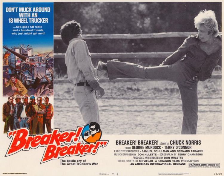 Breaker Breaker lobby card