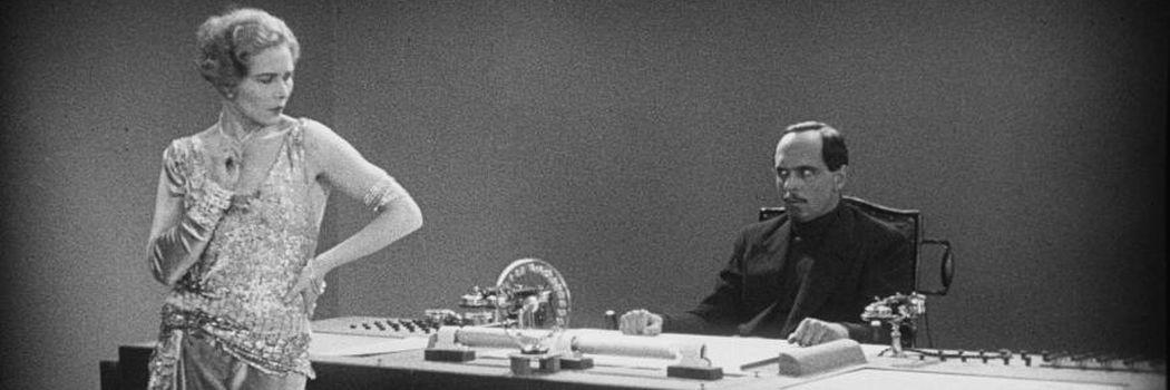 Spies (Spione, 1928)
