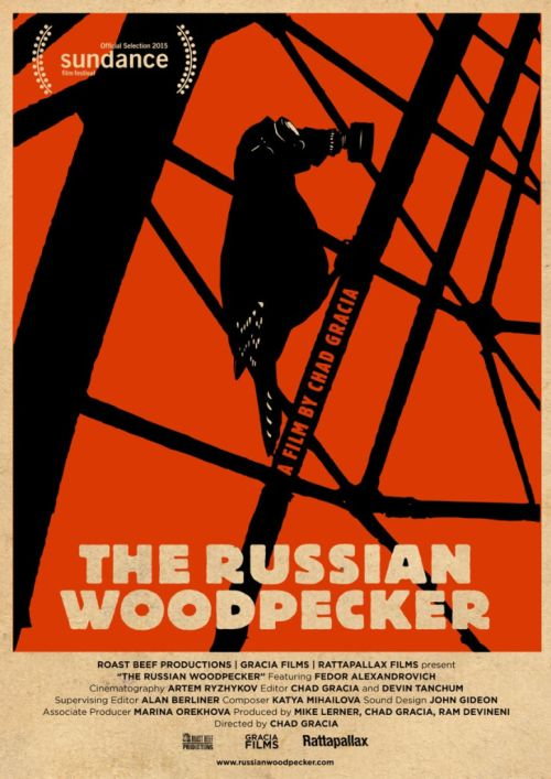 The Russian Woodpecker poster